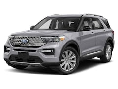 New 2021 Ford Explorer Limited SUV For Sale in Steamboat Springs, CO