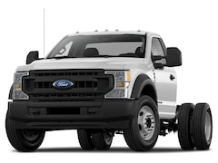2020 Ford F-450 Chassis XL Chassis