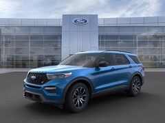New 2020 Ford Explorer ST SUV For Sale in Gaffney, SC