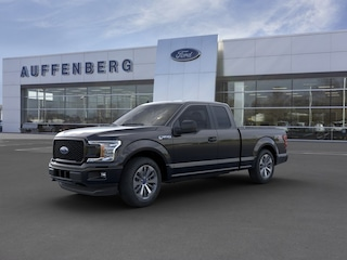 New 2020 Ford F-150 STX Truck in O'Fallon, IL