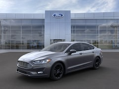 New 2020 Ford Fusion SE Sedan FAL200143 in Getzville, NY