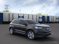 New 2020 Ford Edge SE Crossover 2FMPK4G94LBB23593 in Rochester, New York, at West Herr Ford of Rochester