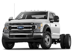 2020 Ford F-550 Chassis XL Truck Chassis