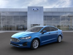 New 2020 Ford Fusion SE Sedan 3FA6P0LUXLR156061 in Rochester, New York, at West Herr Ford of Rochester