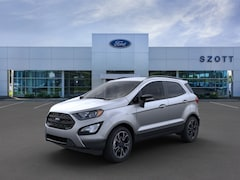 New 2020 Ford EcoSport SES SUV for sale in Holly, Michigan
