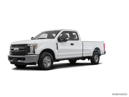 2019 Ford Super Duty F-250 SRW SERVICE BODY Extended Cab Pickup