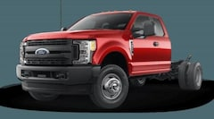 2019 Ford F-350 Chassis 4S Extended Cab Chassis-Cab