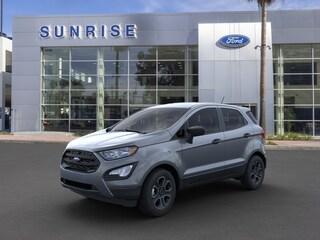 2020 Ford EcoSport S FWD suv