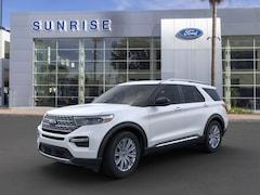 2021 Ford Explorer Limited RWD suv