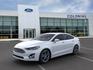 2020 Ford Fusion Titanium FWD Car