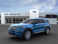 New 2020 Ford Explorer Limited SUV JF20141 in Jamestown, NY