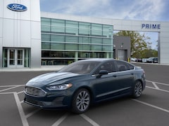 New 2020 Ford Fusion SE Sedan in Auburn, MA