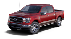 2021 Ford F-150 Supercrew - 4X4 - 601A High Truck