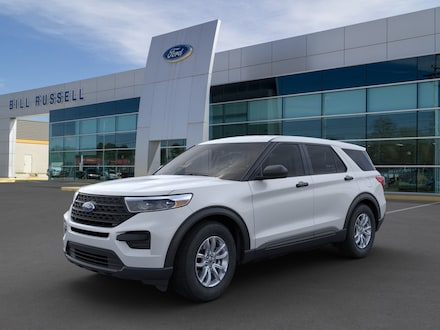 Featured New 2021 Ford Explorer Explorer Base RWD for Sale in Columbus, MS