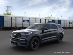 New 2020 Ford Explorer ST SUV in Royal Oak, MI