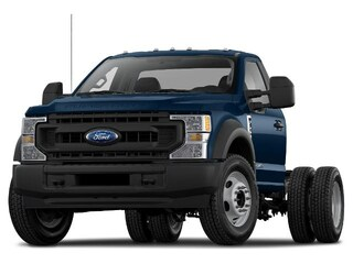 2020 Ford F-450 Chassis XL Commercial-truck