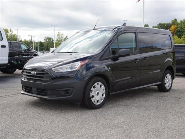 2019 Ford Transit Connect Commercial XL Van LWB 100A - Dual Sliding Doors With Rear Sym Truck