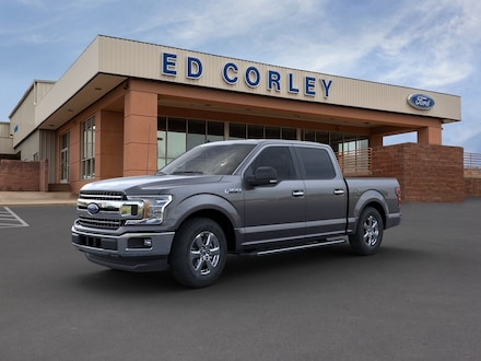 New 2019 Ford F-150 F150 4X2 CREW Crew Cab for sale in Grants, NM