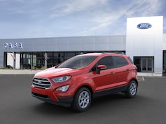 New 2021 Ford EcoSport SE Crossover 210398 in El Paso, TX