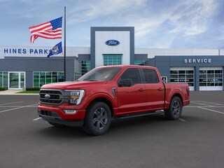 2021 Ford F-150 4WD Truck
