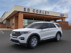 New 2020 Ford Explorer XLT 4x4 1FMSK8DH3LGC29524 Gallup, NM