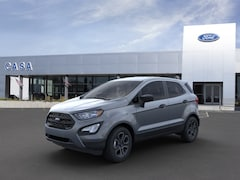 New 2020 Ford EcoSport S Crossover 200139 in El Paso, TX