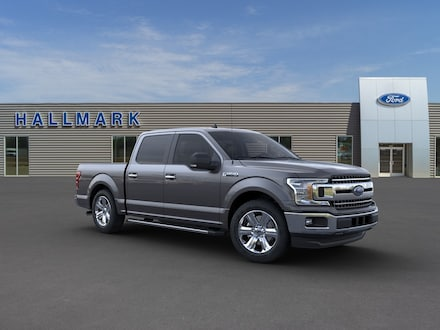 2020 Ford F-150 XLT Supercrew 2WD Truck
