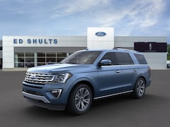 New 2020 Ford Expedition Limited SUV in Jamestown, NY