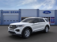 New 2020 Ford Explorer XLT SUV For Sale in Jacksboro, TX