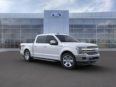 New 2020 Ford F-150 Lariat Truck 1FTEW1E48LFB77158 in Rochester, New York, at West Herr Ford of Rochester