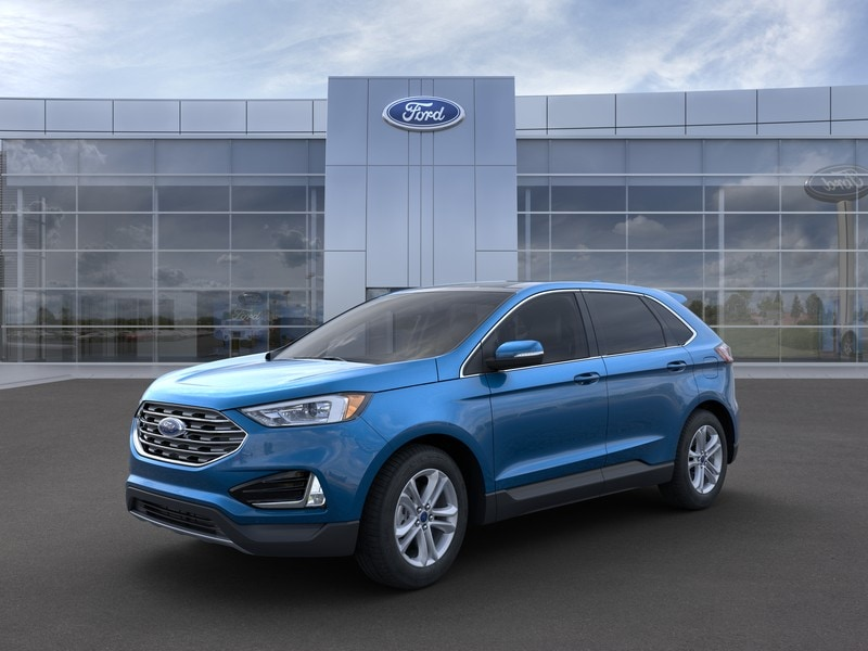 new 2020 Ford Edge SEL Crossover for sale in Merrillville, IN