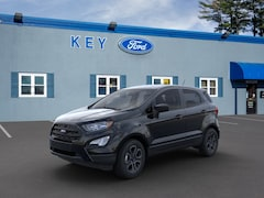 New 2020 Ford EcoSport S Crossover For Sale in York, ME