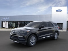 New 2020 Ford Explorer Limited SUV 200032 in El Paso, TX