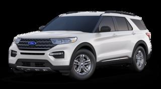 New 2020 Ford Explorer XLT SUV 1FMSK7DH1LGC47868 For sale near Fontana, CA
