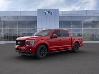2020 Ford F-150 Lariat 4WD Truck