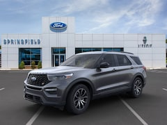 New Ford 2020 Ford Explorer ST SUV For sale near Philadelphia, PA