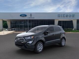 2021 Ford EcoSport SE SUV Front Wheel Drive
