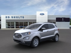 New 2020 Ford EcoSport SE SUV JF20026 in Jamestown, NY