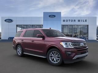New 2020 Ford Expedition XLT SUV in Christiansburg, VA