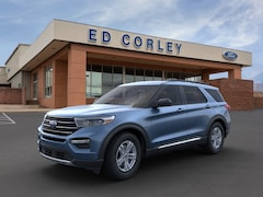 New 2020 Ford Explorer XLT 4x4 1FMSK8DH1LGC29523 Gallup, NM