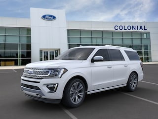 2020 Ford Expedition Max Platinum 4x4 Sport Utility