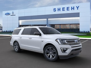 New 2020 Ford Expedition Max King Ranch SUV in Richmond, VA