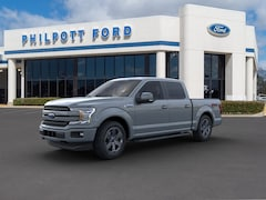 2020 Ford F-150 LARIAT (LARIAT 4WD SuperCrew 5.5 Box) Truck SuperCrew Cab