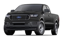 2021 Ford Ranger XLT 2WD Supercab 6 BOX Truck SuperCab