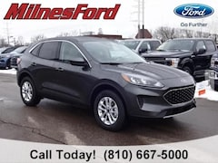 New 2020 Ford Escape SE SUV 1FMCU9G69LUB01126 for sale in Imlay City