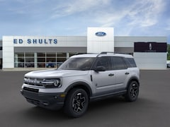 New 2021 Ford Bronco Sport Big Bend SUV in Jamestown, NY