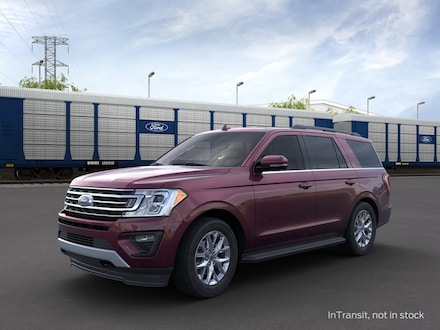 new 2020 Ford Expedition XLT SUV for sale in Merrillville, IN