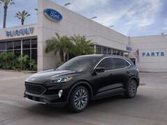 New 2020 Ford Escape Titanium Hybrid SUV for sale in Placentia