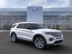New 2020 Ford Explorer Platinum SUV FAE200096 in Getzville, NY