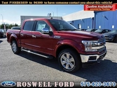 New 2019 Ford F-150 Lariat Truck For Sale in Roswell, NM